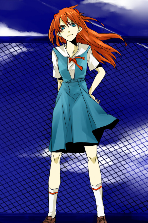 Tags: Anime, Pixiv Id 808879, Neon Genesis Evangelion, Souryuu Asuka Langley