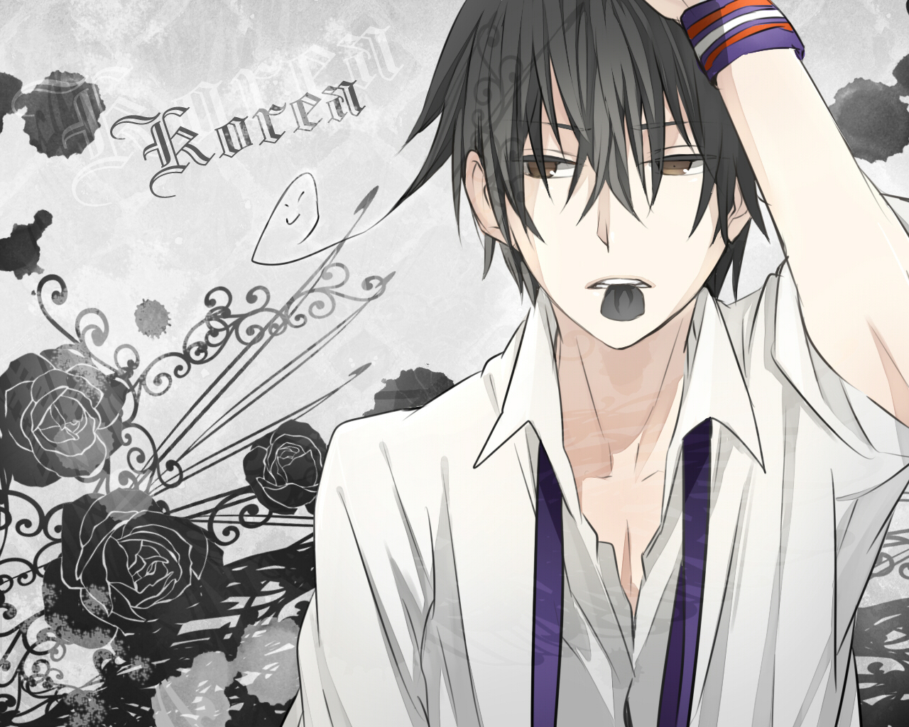 10100+ Wallpaper Anime Cowok Hp HD Terbaru