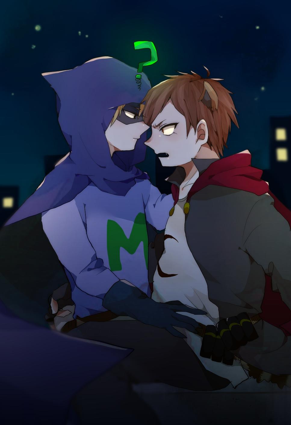 Mysterion Fanart Zerochan Anime Image Board
