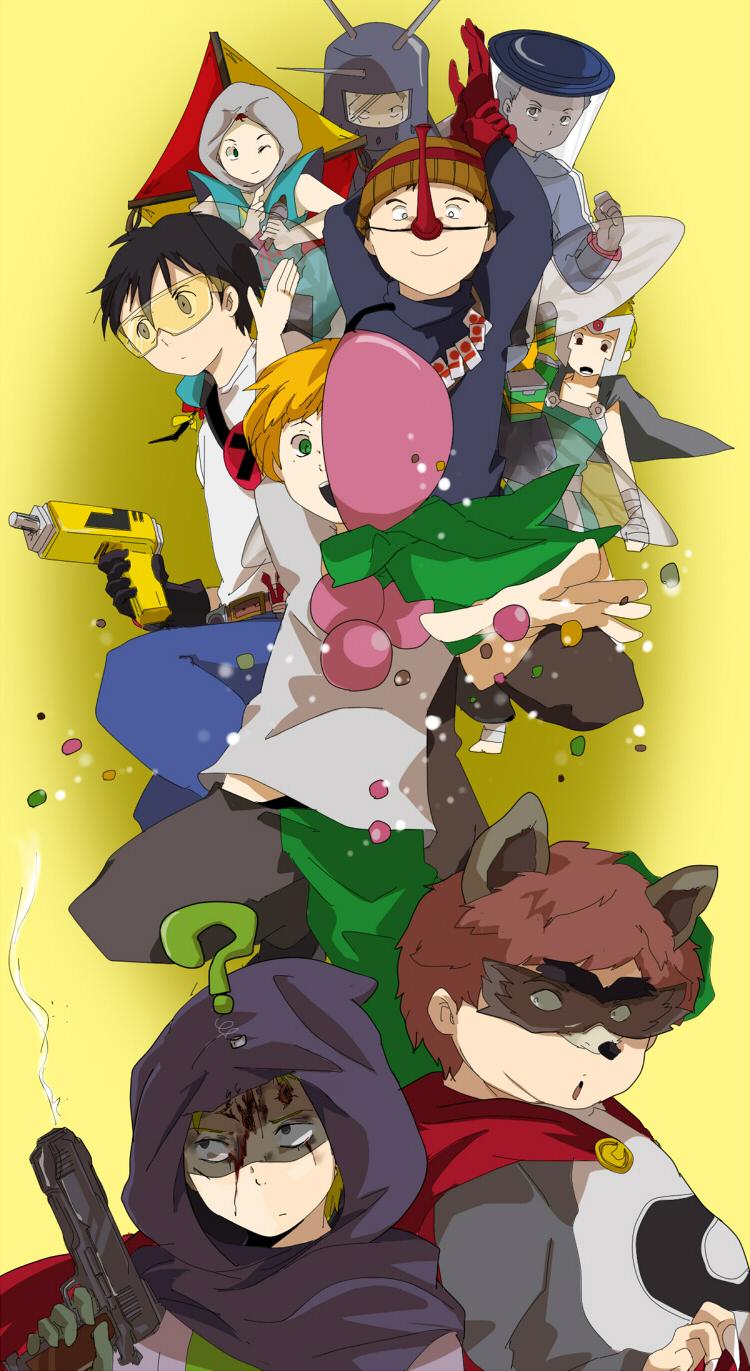 South Park Mobile Wallpaper 1530681 Zerochan Anime Image Board