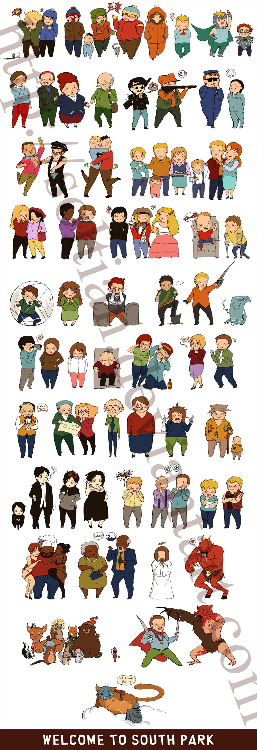 Timmy South Park Zerochan Anime Image Board