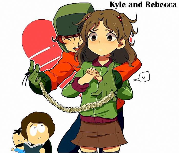 South Park Kyle Anime