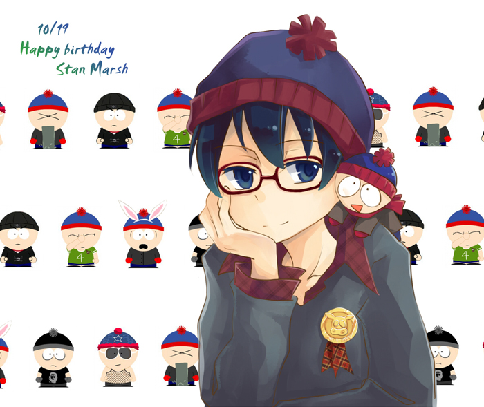 Raven (South Park) - Stanley Randall Marsh - Zerochan Anime Image Board