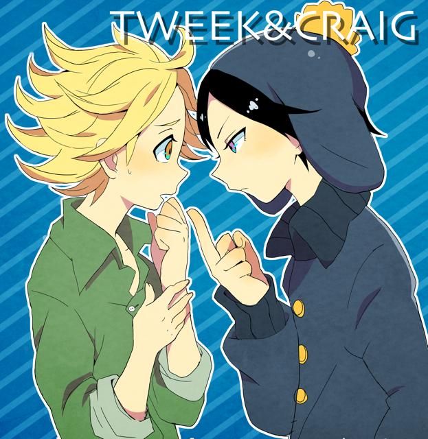 Tags: Anime, South Park, Craig Tucker, Tweek Tweak