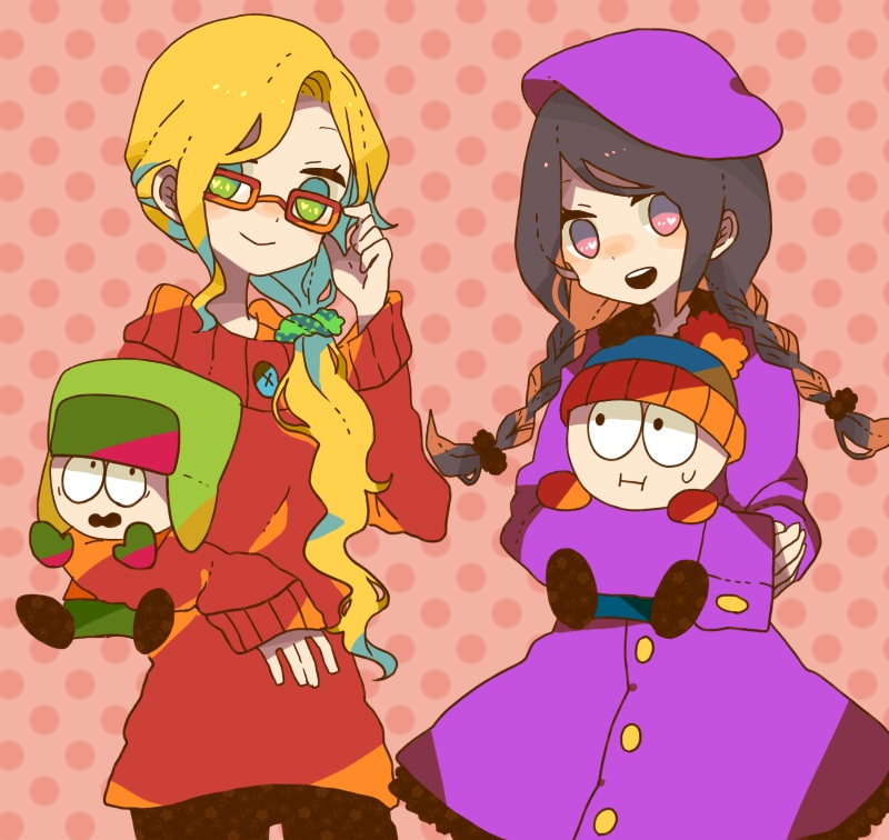 A chat with Author-Chan | South Park Drawings