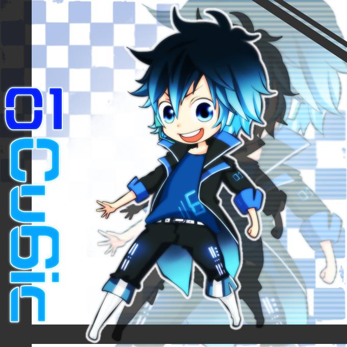 Tags: Anime, So~ma, Fanart, Cu6ic, Nico Nico Singer, Pixiv