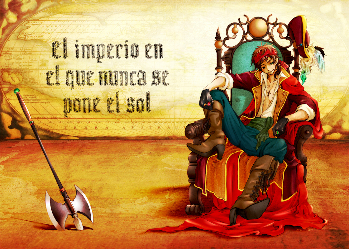 aph spanish empire - photo #3