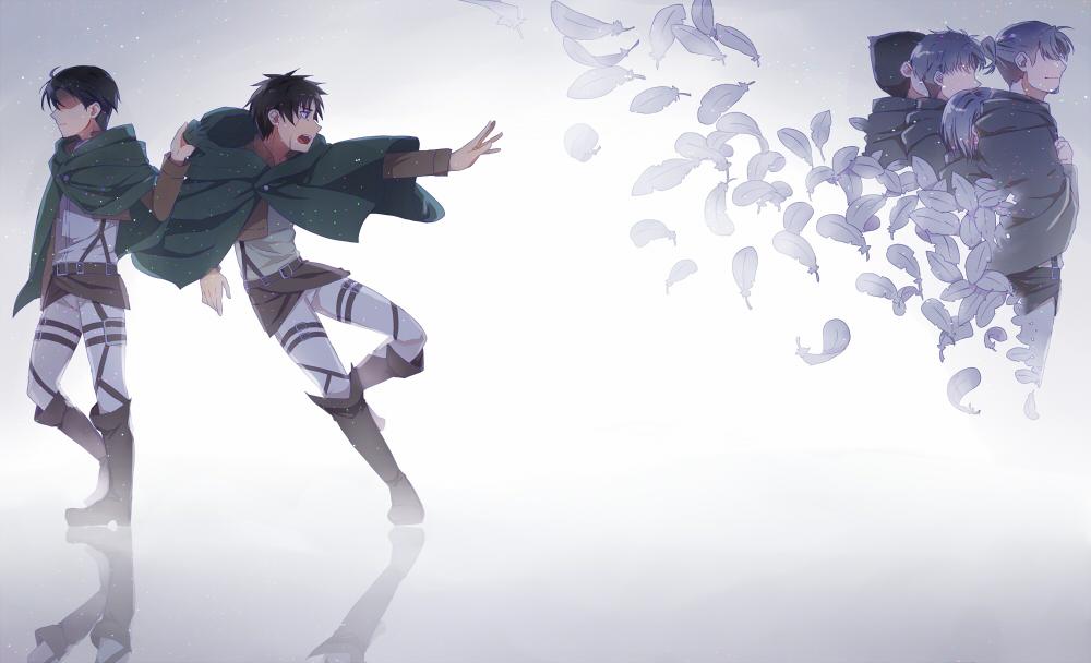 Special Operations Squad Attack On Titan Zerochan Anime Image Board
