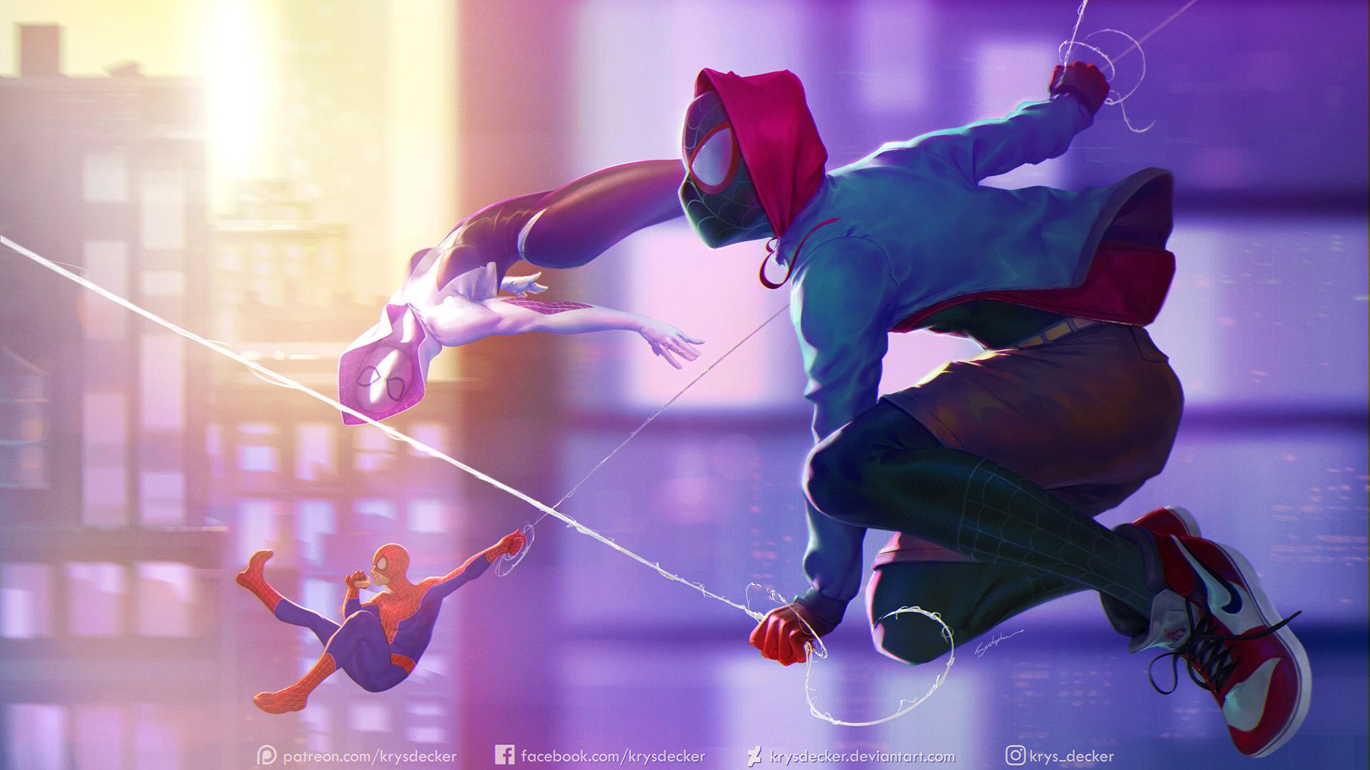 Spider Gwen Wallpaper Zerochan Anime Image Board