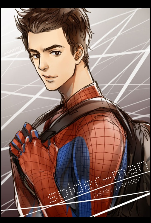 Tags: Anime, Spiderman, Marvel, Spiderman (character), KANapy