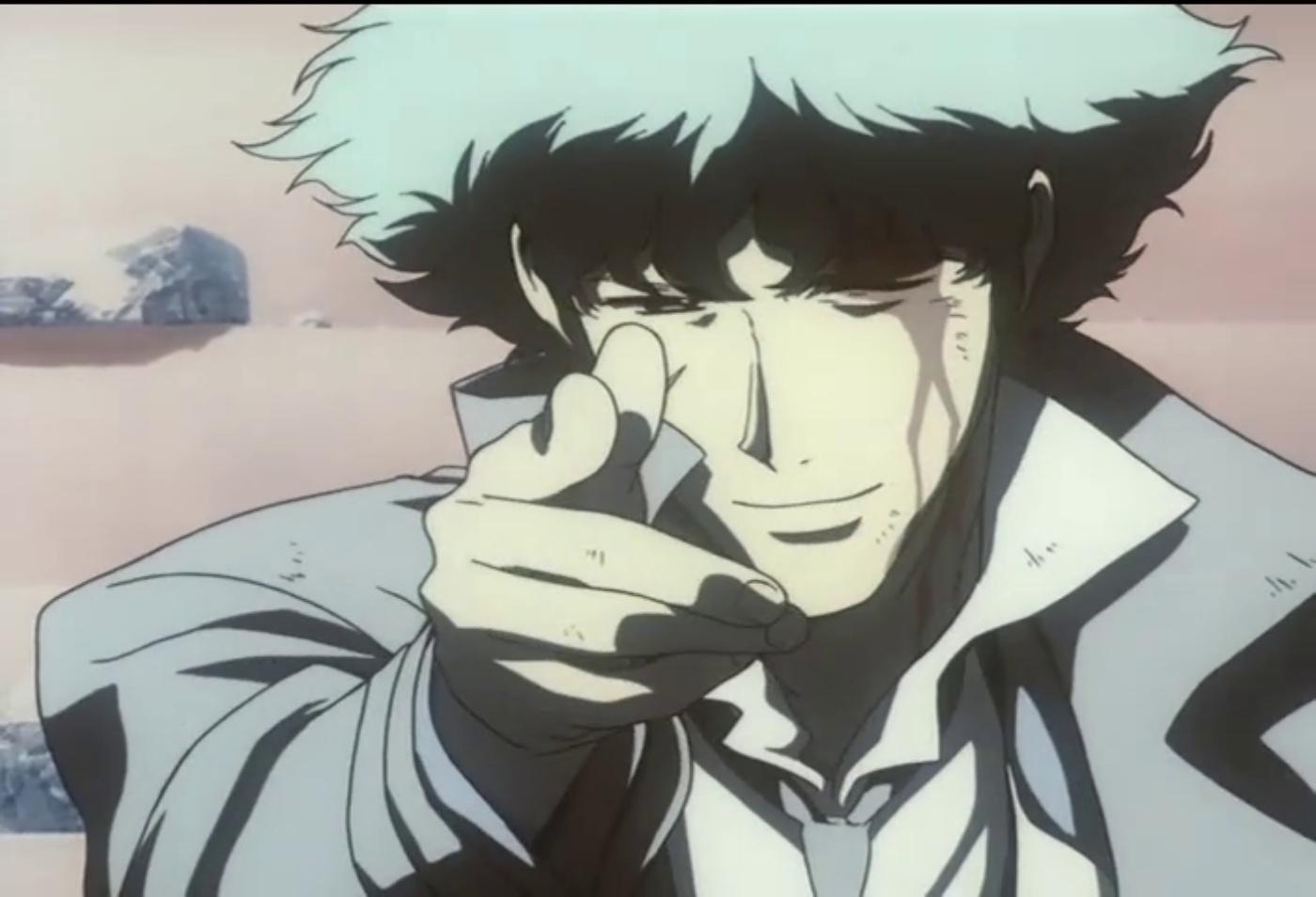 Spike Spiegel Cowboy Bebop Zerochan Anime Image Board
