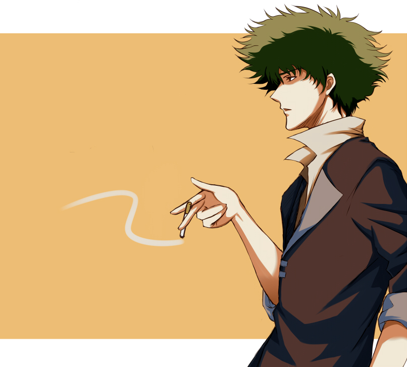 Spike spiegel cowboy bebop zerochan anime image board for Spiegel tv download videos