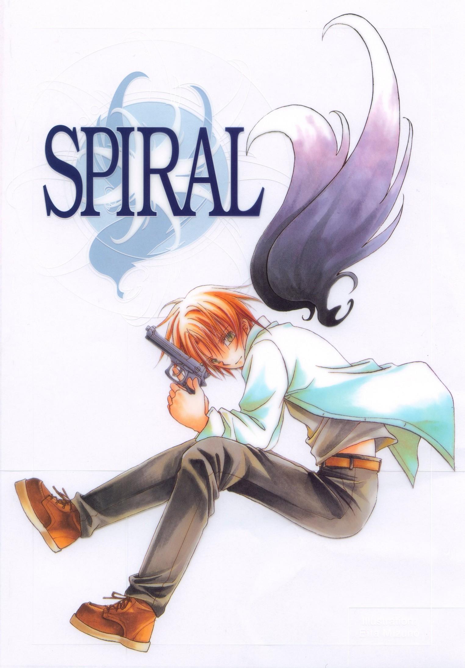 The Spiral Step Using A New Tarot Deck: Spiral (Manga) (Spiral: The Bonds Of Reasoning)