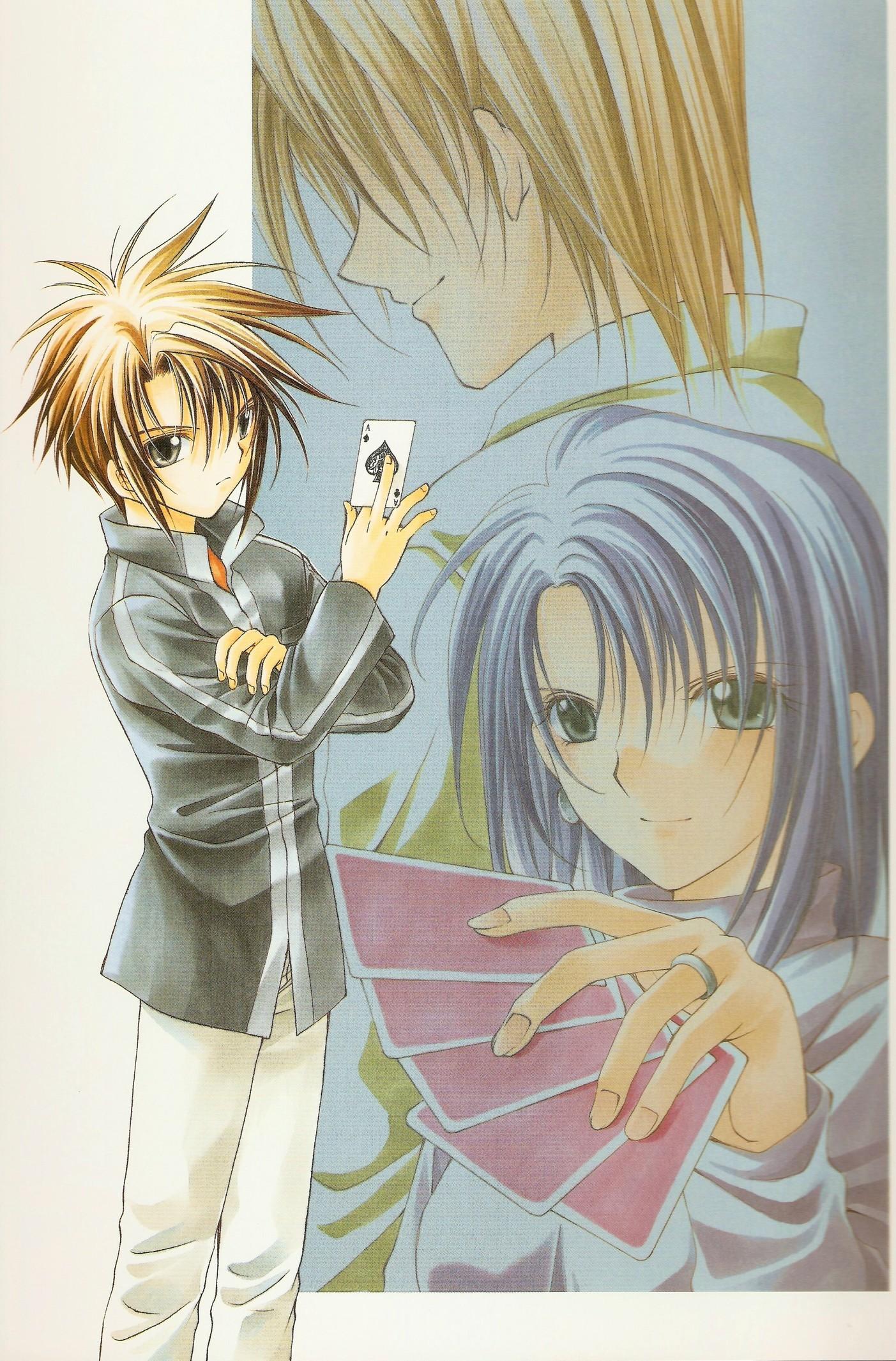 Spiral (Manga) (Spiral: The Bonds Of Reasoning) | page 4 ...