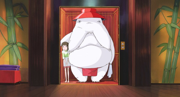 Tags: Anime, Screenshot, Spirited Away, Studio Ghibli, Ogino Chihiro