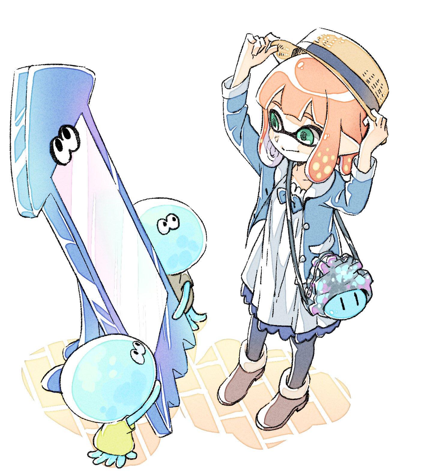 Splatoon Image 2111175 Zerochan Anime Image Board
