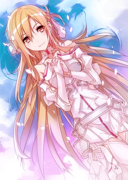 Stacia Pa Yuuki Asuna Zerochan Anime Image Board
