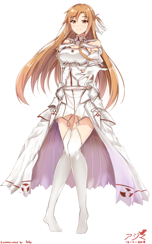 Stacia Pa Yuuki Asuna Mobile Wallpaper 2446978 Zerochan Anime Image Board