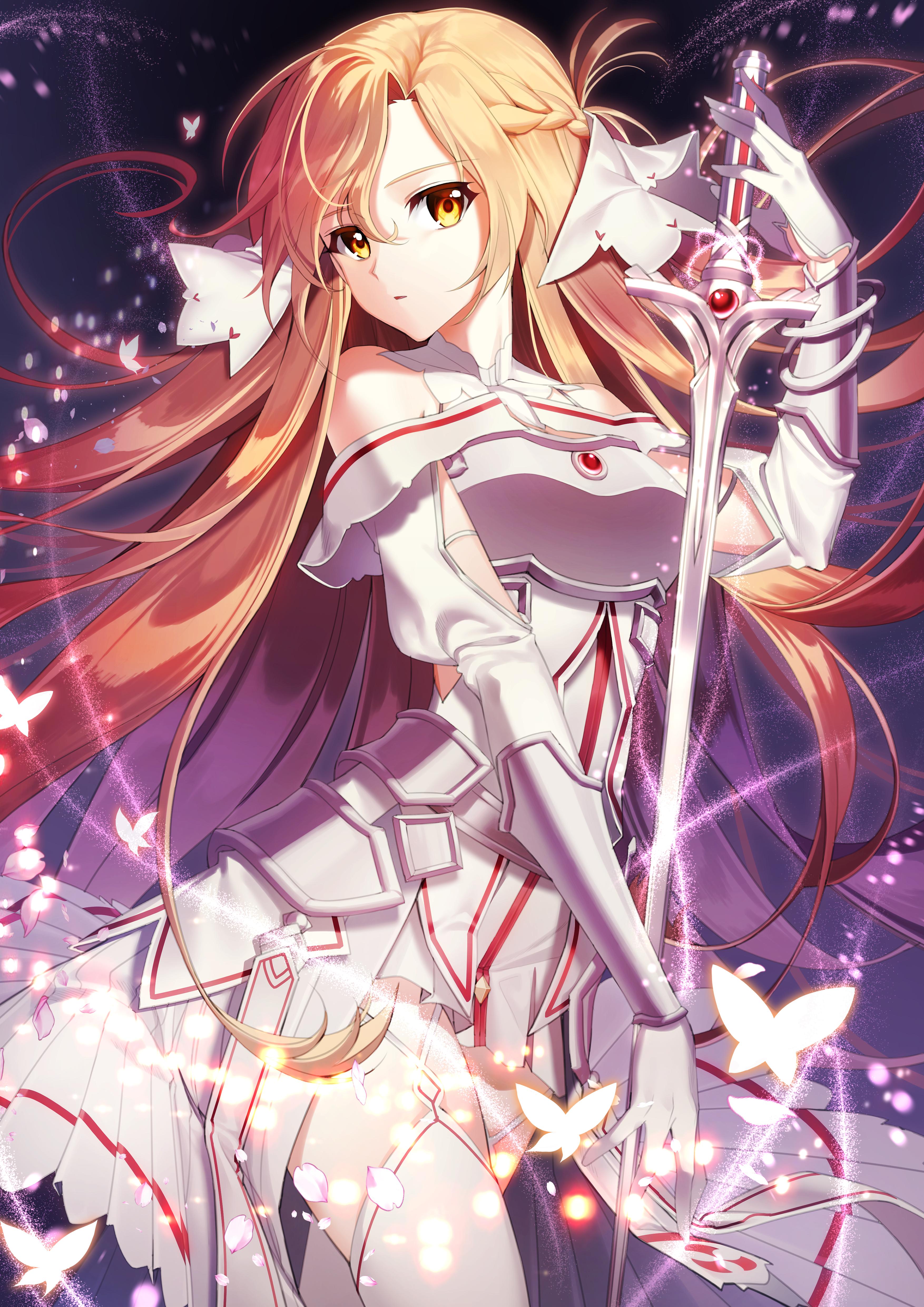 Stacia Pa Yuuki Asuna Image 2733864 Zerochan Anime Image Board