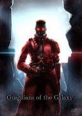 Star-lord (peter Jason Quill)