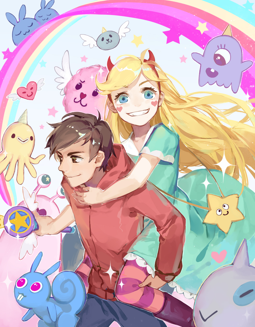 star vs the forces of evil wallpaper download