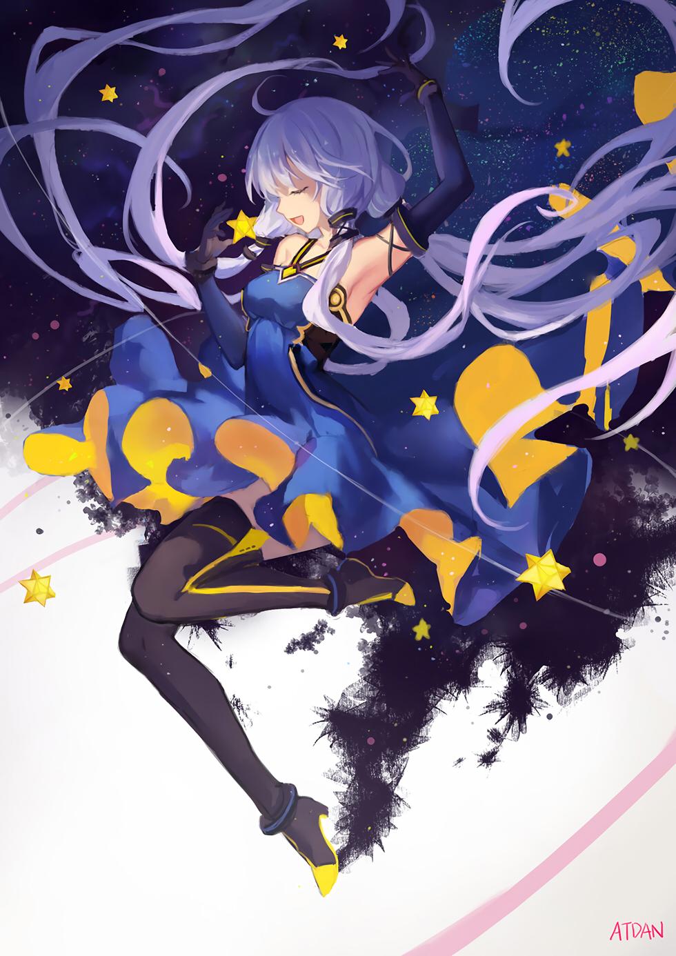 Stardust Vocaloid Zerochan Anime Image Board