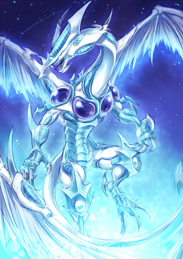 Yugioh 5ds Stardust Dragon Stardust Dragon/#18150...