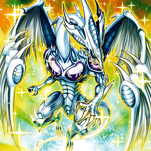 Tags: Anime, NewArkantos, Yu-Gi-Oh! 5D's, Yu-Gi-Oh!, Stardust Dragon, deviantART, PNG Conversion, Card (Source)