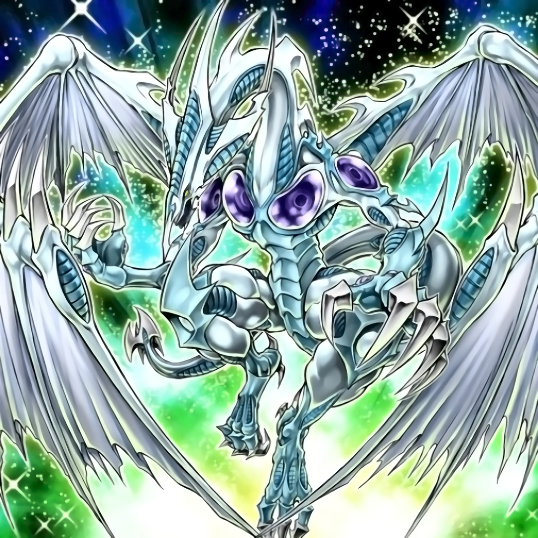 Yugioh 5ds Stardust Dragon Stardust Dragon/#20687...