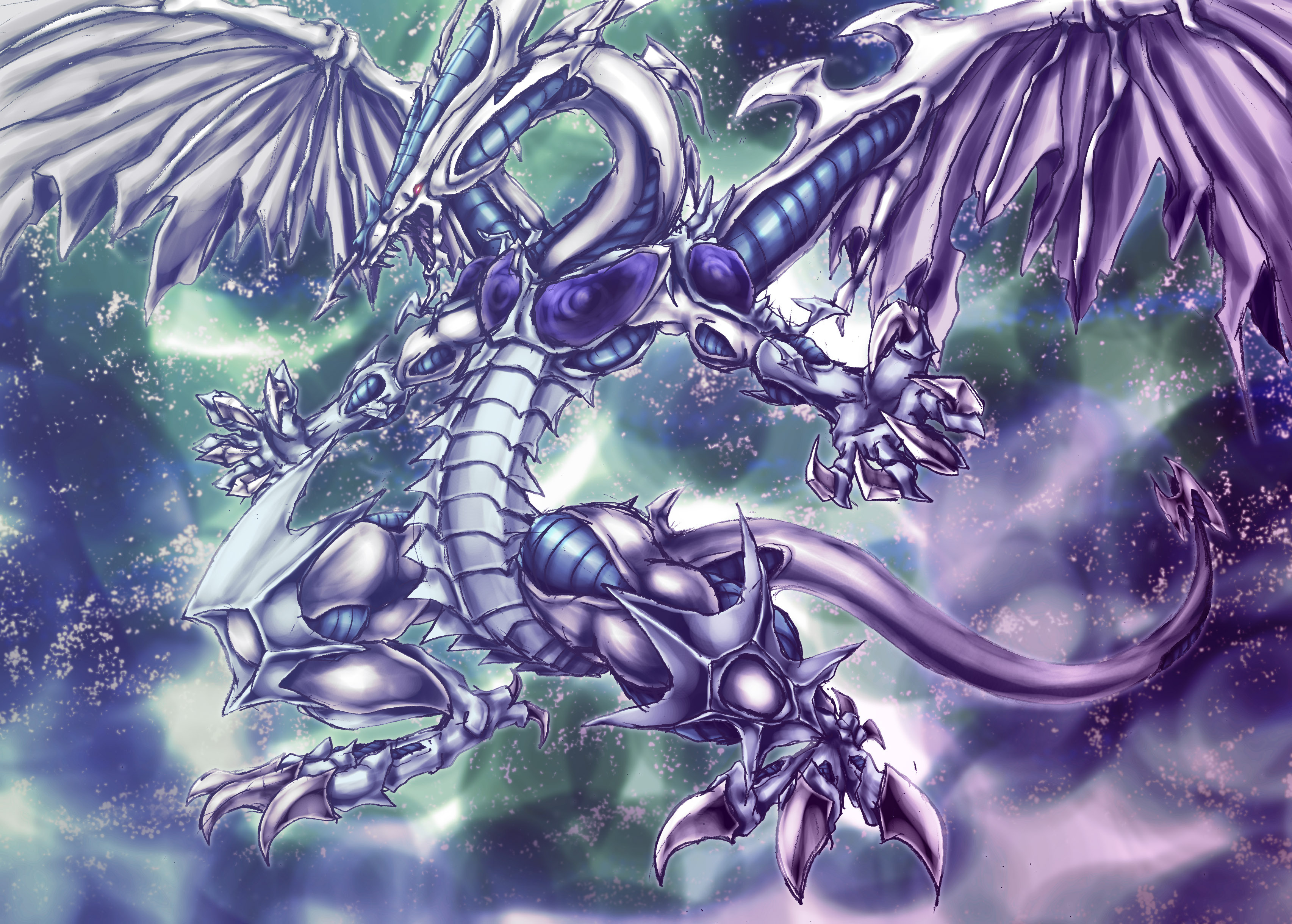 Yugioh 5ds Stardust Dragon Stardust Dragon - Yu-G...