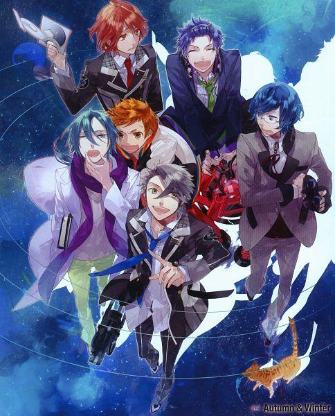 Tags: Anime, Scan, Kazuaki, Starry☆sky~, Iku Mizushima