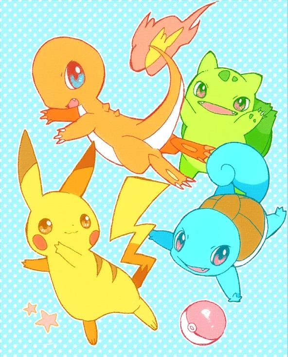 Starter Pokémon/#1176953 - Zerochan