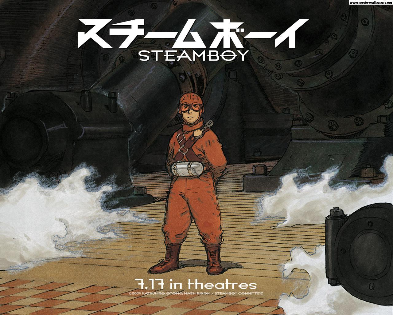 Steamboy Stream Deutsch