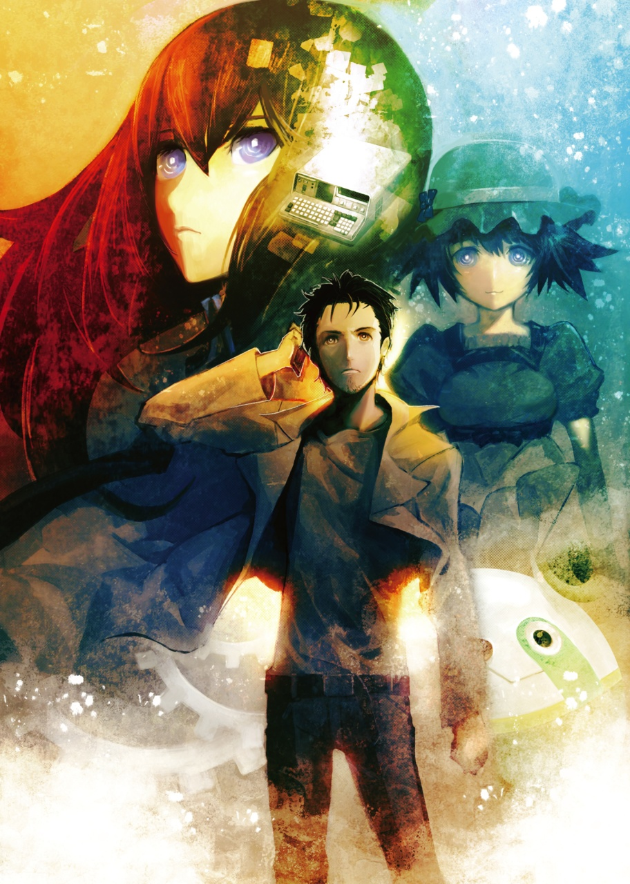 Steins Gate Mobile Wallpaper Zerochan Anime Image Board