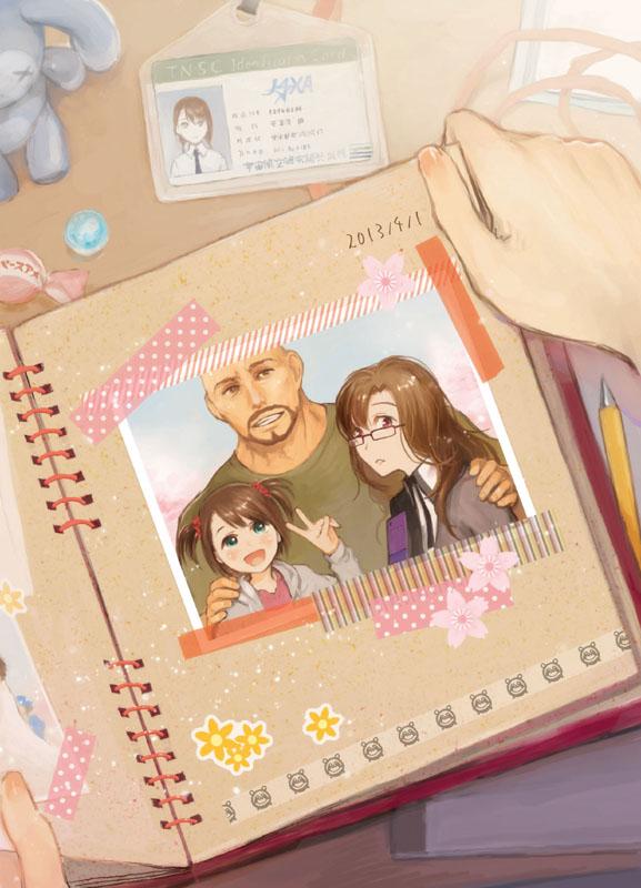 Tags: Anime, Pixiv Id 3270664, 5pb. (Studio), Steins;Gate, Tennouji Nae, Kiryu Moeka, Tennouji Yuugo, Mobile Wallpaper