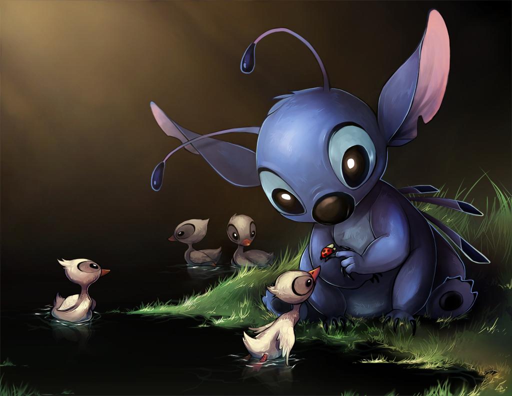 Lilo Stitch Zerochan Anime Image Board