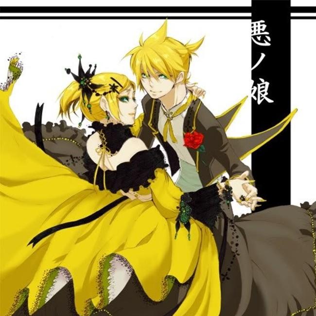 Tags: Anime, VOCALOID, Kagamine Len, Kagamine Rin, Story of Evil, Akuno-p, Kagamine Mirrors