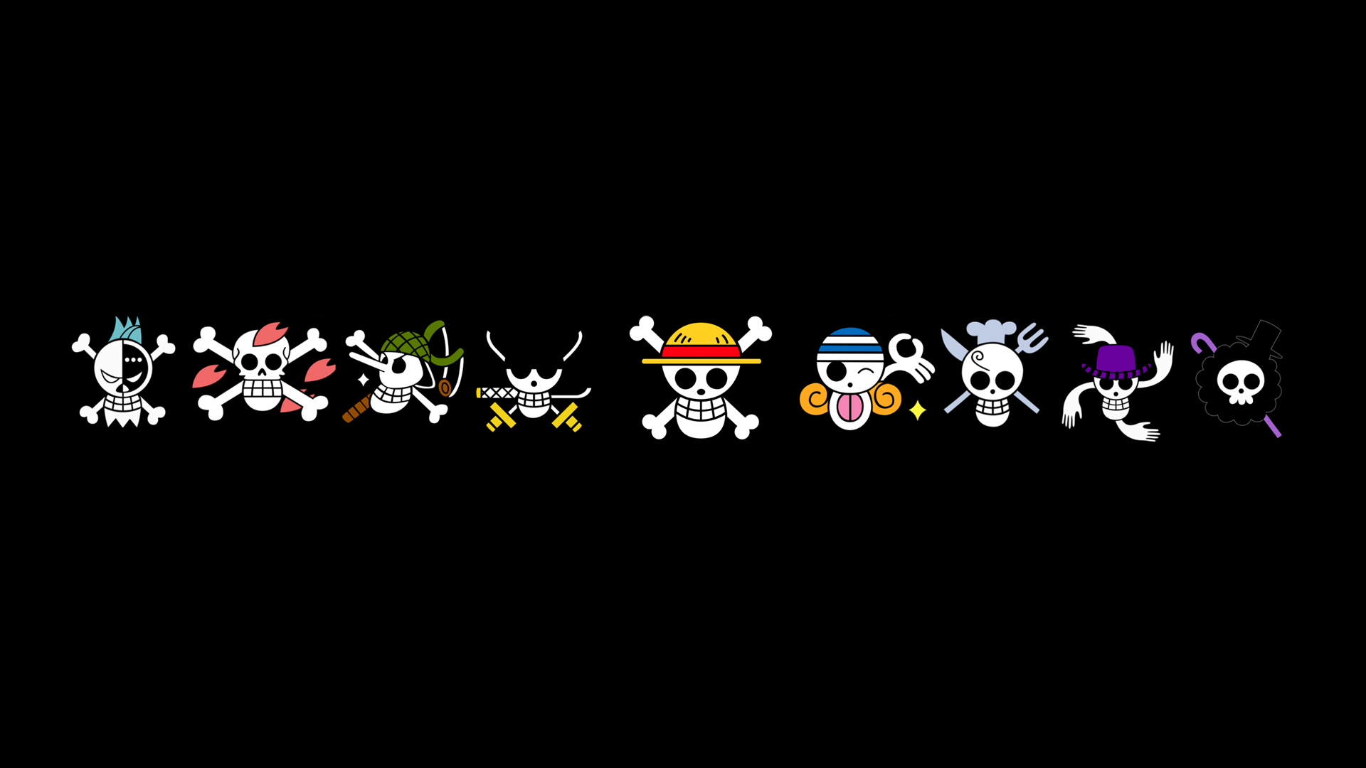Straw Hat Pirates Download Image