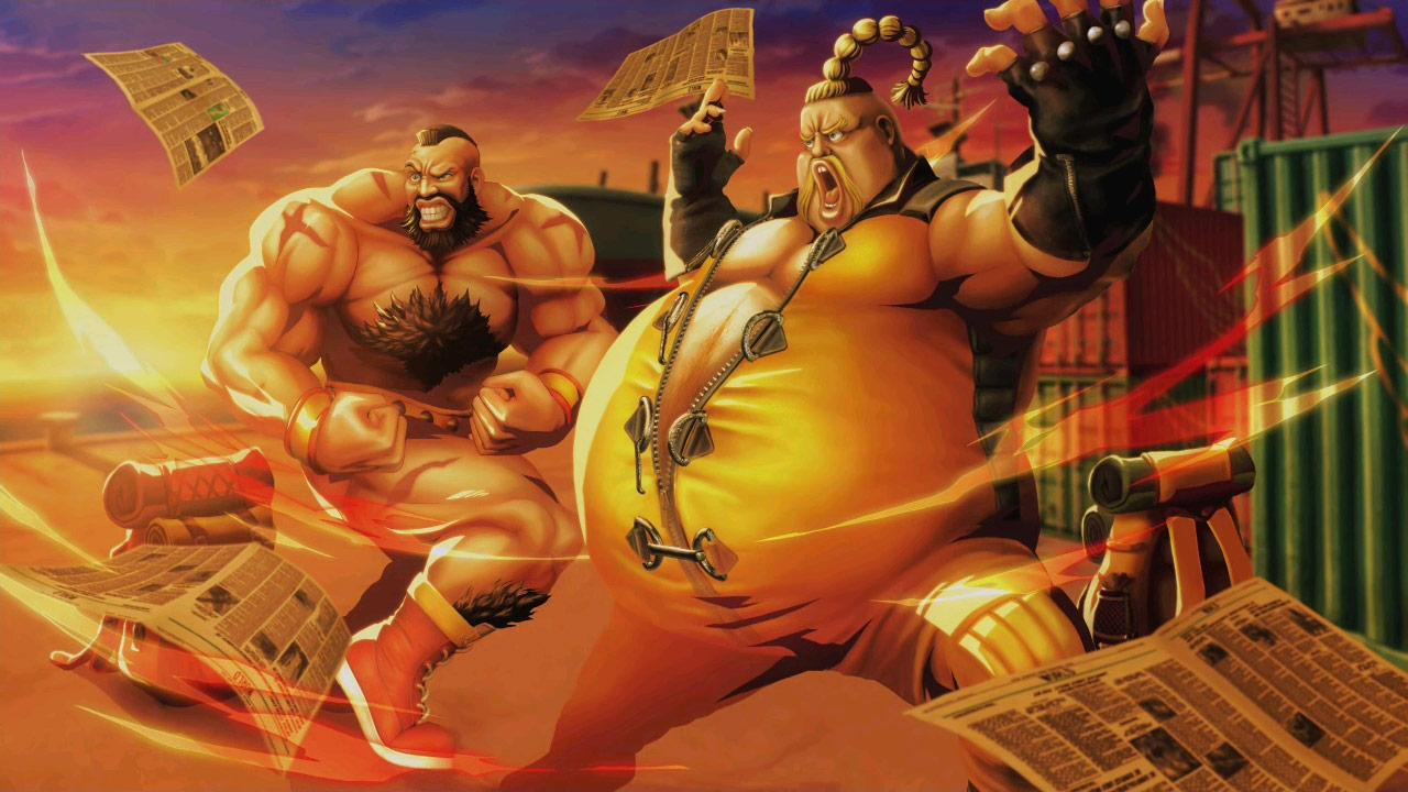Street Fighter Wallpaper 902140 Zerochan Anime Image Board