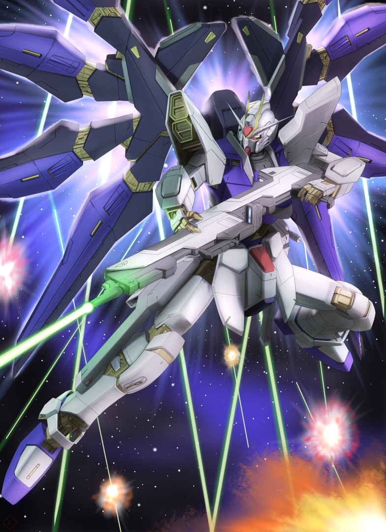 Strike Freedom Gundam/#247228 - Zerochan