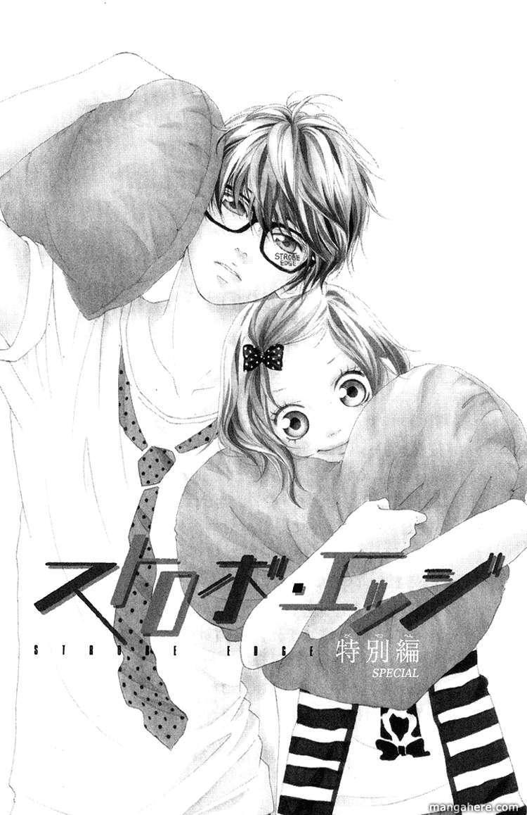 Strobe Edge Manga Pdf