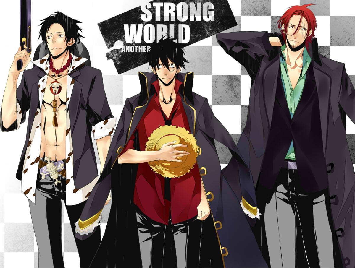 Strong World/#304176 - Zerochan