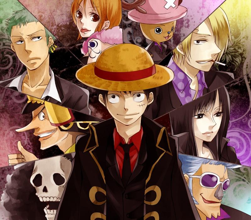 One Piece Strong World Deutsch