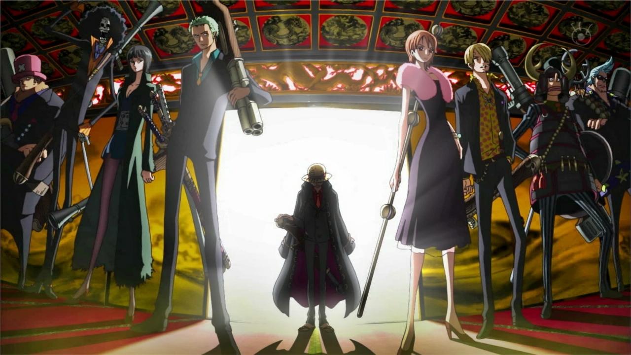 strong world - one piece - wallpaper #759005 - zerochan anime