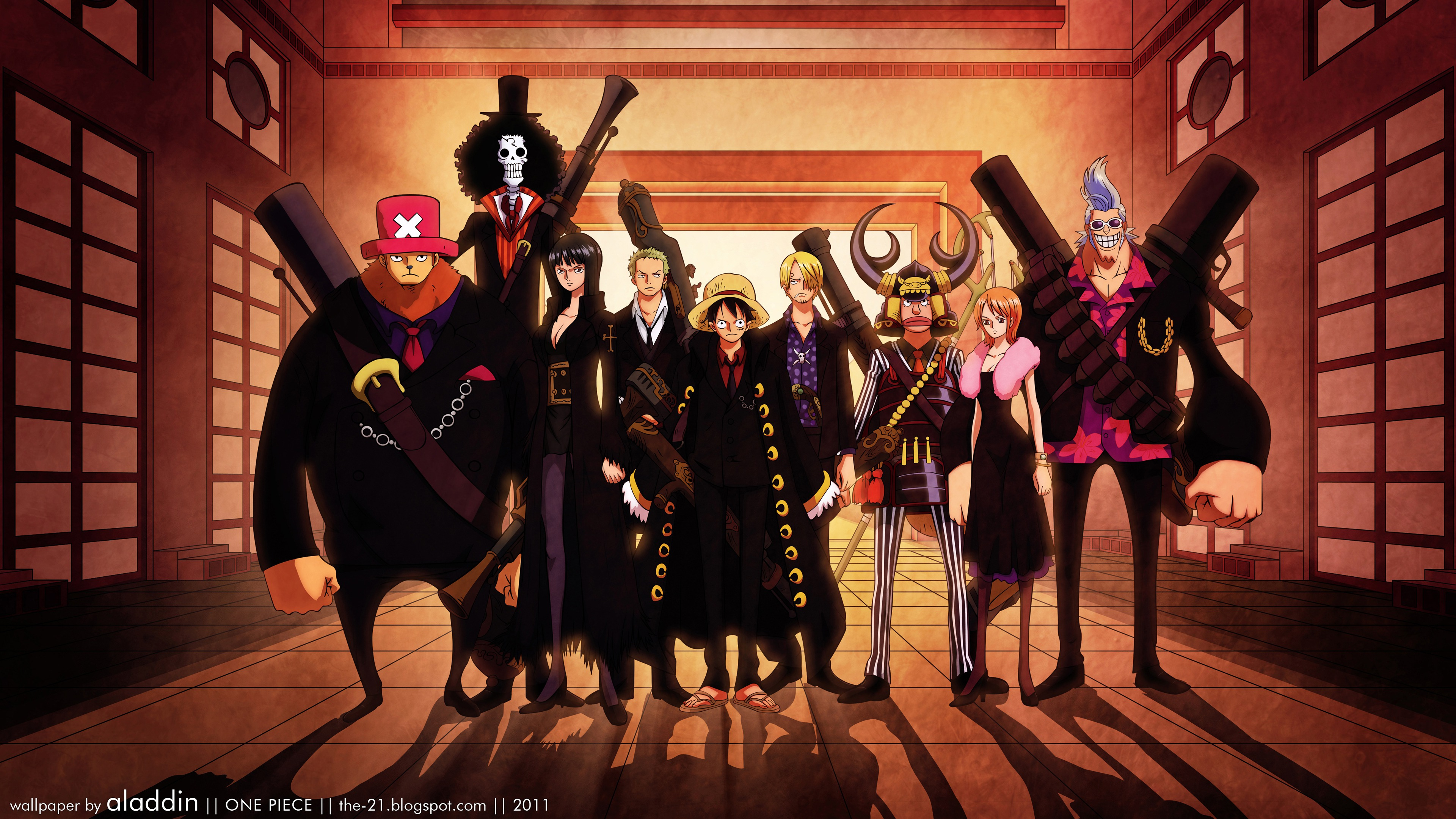 Straw Hat Pirates Wallpaper Zerochan Anime Image Board