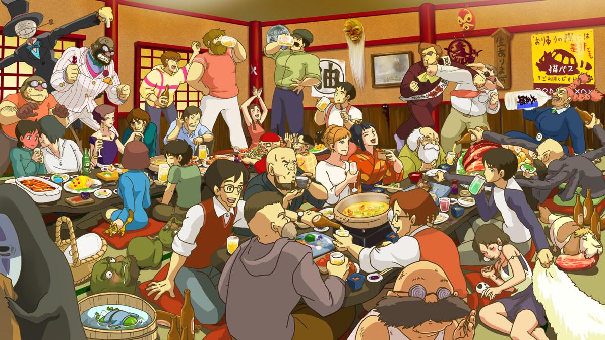 Studio Ghibli Download Image