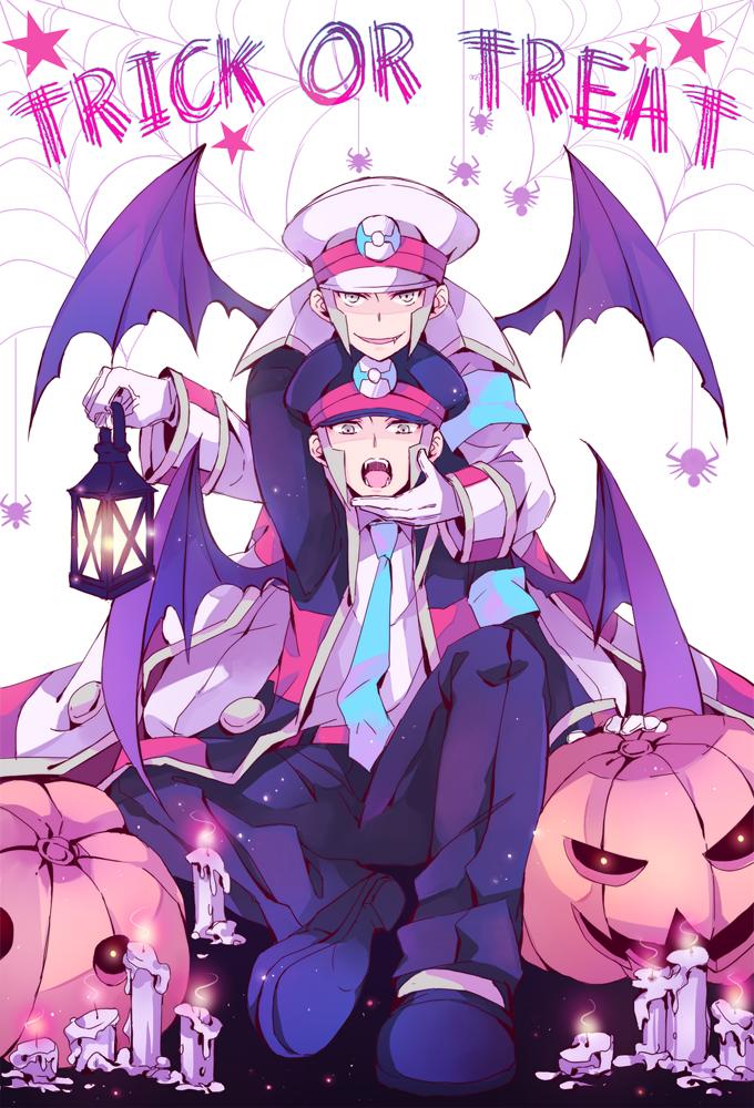 Tags: Anime, sichol-bell, Pokémon, Nobori, Kudari, Spider, Fanart, Mobile Wallpaper, Pixiv, Subway Masters