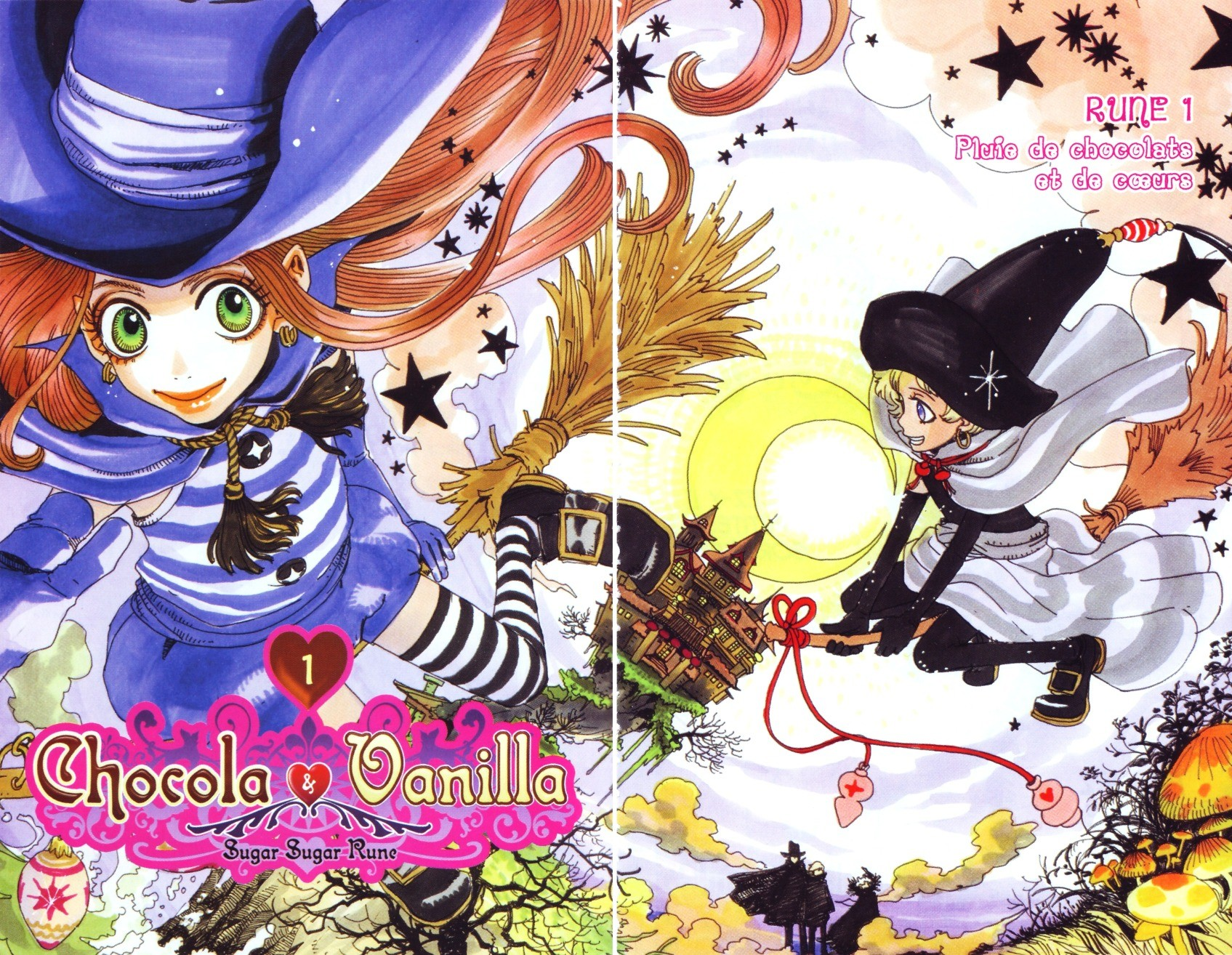Sugar Sugar Rune - Moyoco Anno - Image #21501 - Zerochan Anime ...