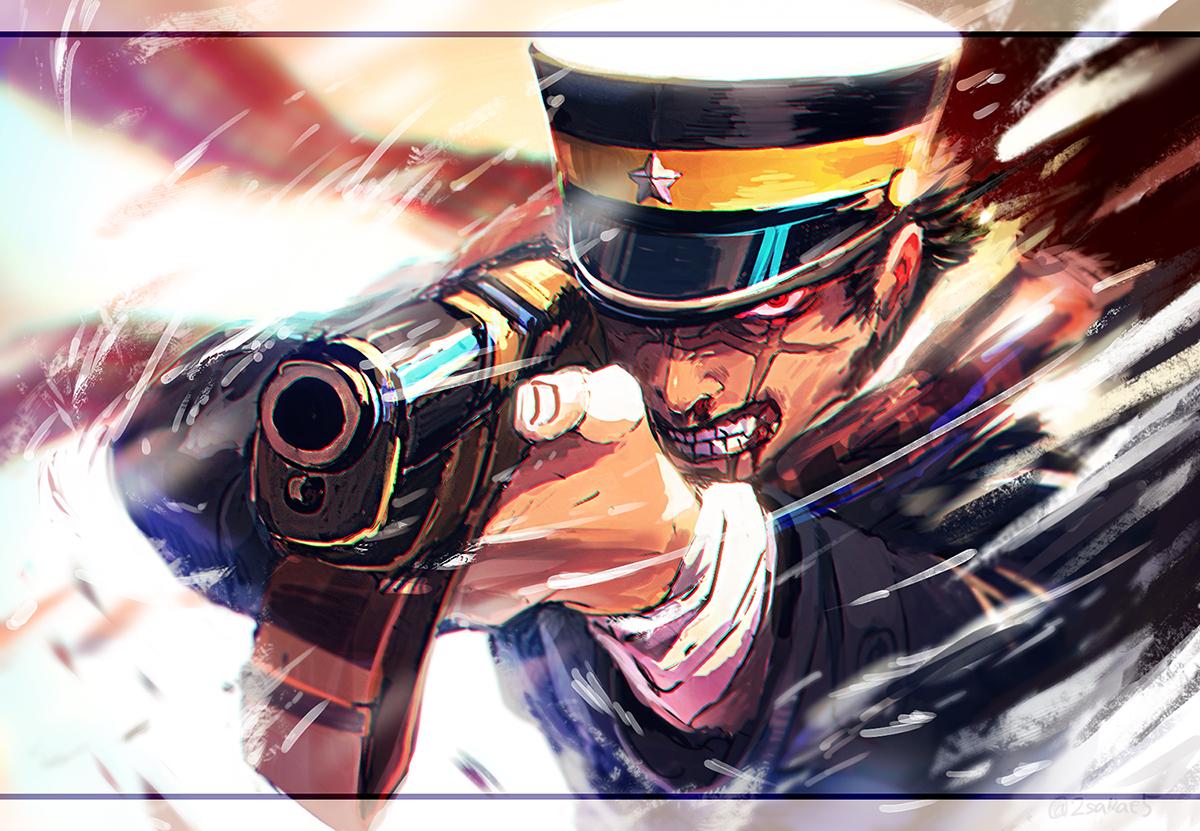 Golden Kamuy - Zerochan Anime Image Board