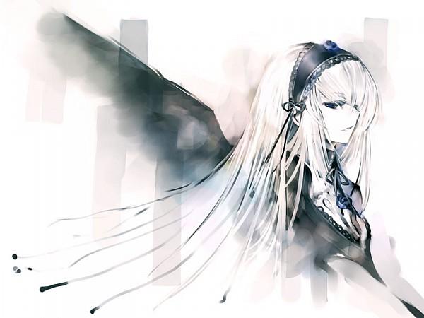 Tags: Anime, KEI (Pixiv4088), Rozen Maiden, Suigintou